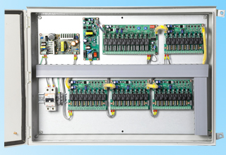 Sequential Timer Controller